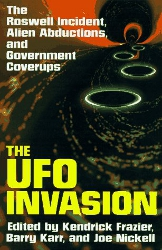 UFO Invasion book
