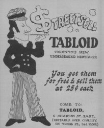 Tabloid Ad