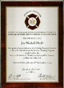 Fire-Academy Instructor
