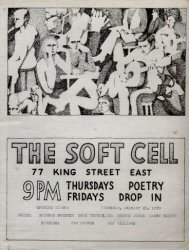 Soft Cell advertisment