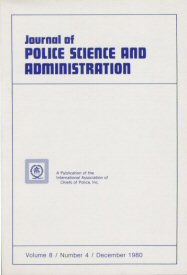 Journal of Police Science