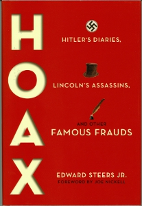 Hoax book by Steers