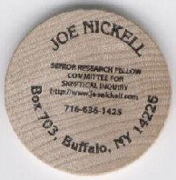 Wooden Nickel Back