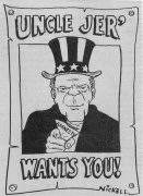 Ford as Uncle Sam