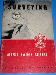 Merit Badge book